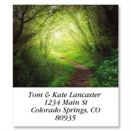 Deep Forest Select Address Labels