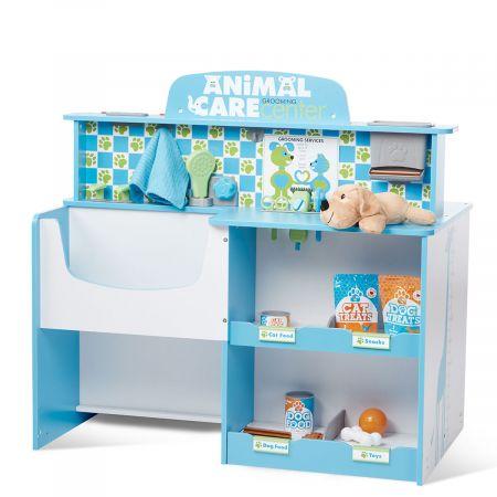 Stuffed Animal Care Activity Center By Melissa Doug