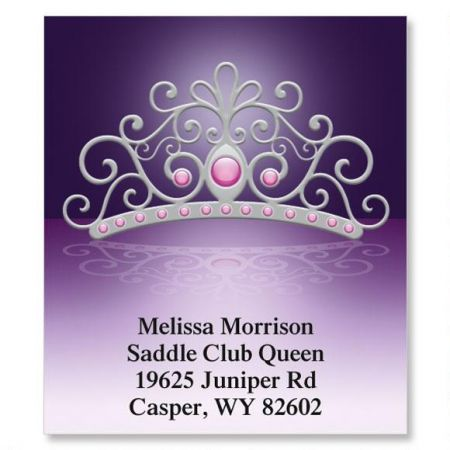 Queen Select Address Labels