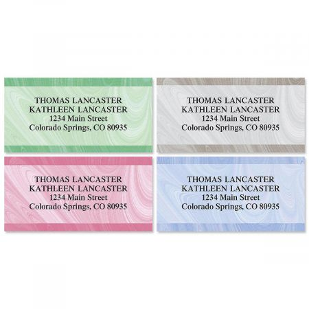 Genesis Border Address Labels  (4 Designs)