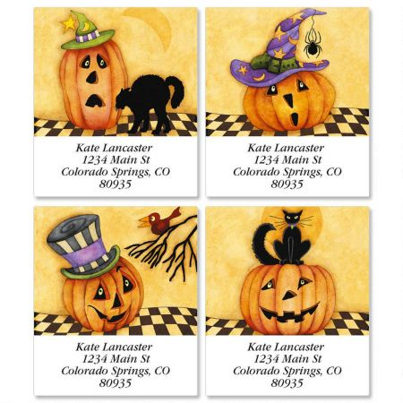 Jack and Friends Select Return Address Labels  (4 Designs)