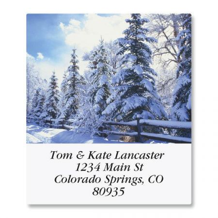 Quiet Moments Select Address Labels  (12 Designs)