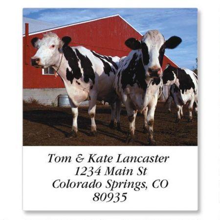 Animal Farm Select Return Address Labels  (12 Designs)