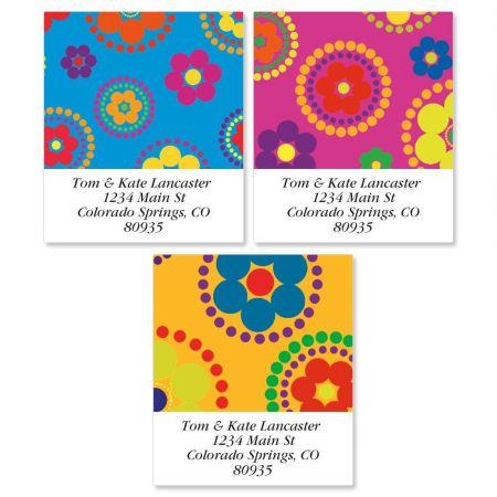 Fiesta Select Address Labels  (4 Designs)