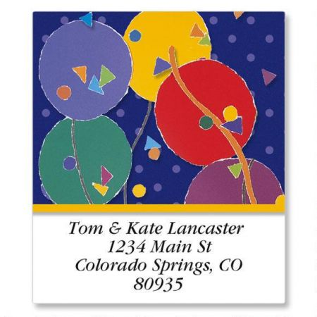 Enjoy Year Round Select Address Labels  (12 Designs)