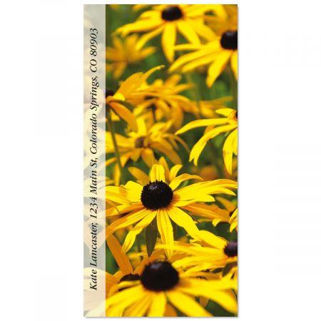 Wild Flora Oversized Return Address Labels  (10 Designs)