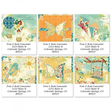 Hello Sweet Spirit Select Address Labels  (6 Designs)