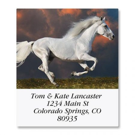 Love Horses Select Return Address Labels  (6 Designs)