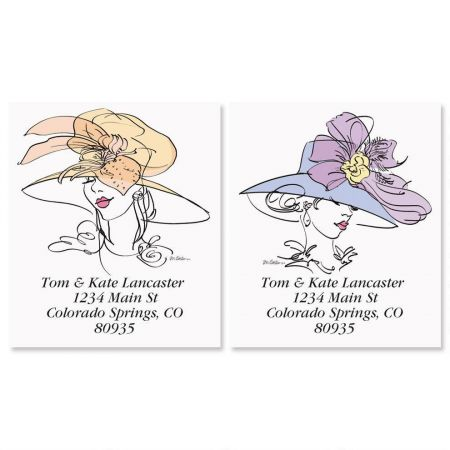 Church Ladies Select Return Address Labels  (2 Designs)