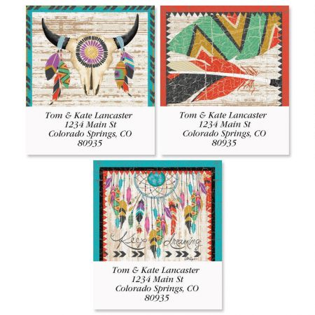 Southwest Love Select Return Address Labels  (3 Designs)