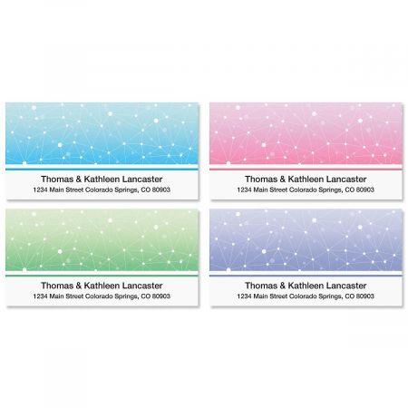 Subtle Impressions Deluxe Return Address Labels  (4 Designs)
