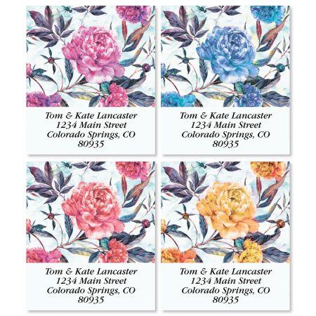 Sweet Charm Select Return Address Labels (4 Designs)