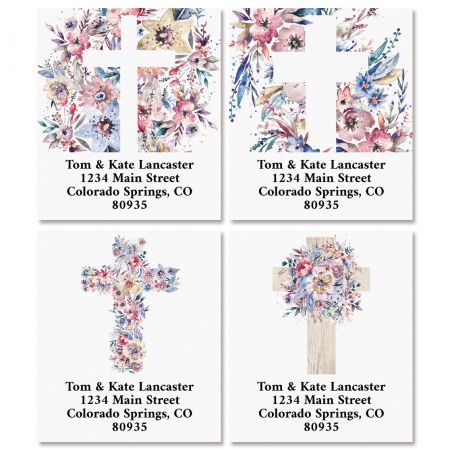 Spread Love Select Return Address Labels (4 Designs)