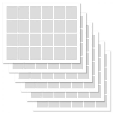 Summer Poppies Select Return Address Labels (4 Designs)