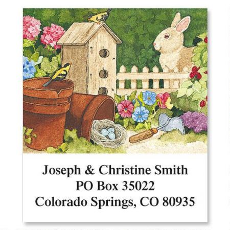Sandi's Year-Round Select Return Address Labels  (12 Designs)