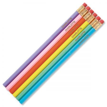 Personalized Pastel Pencils