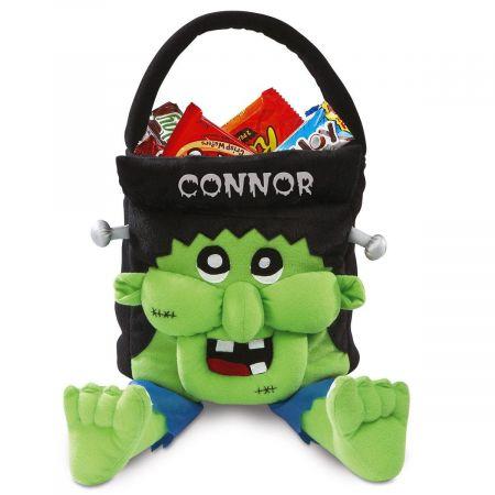 Freaky Frankie Custom Halloween Treat Bag