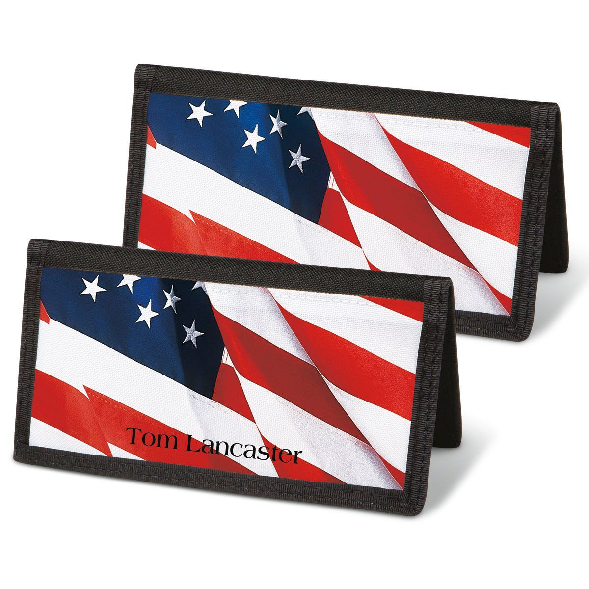 American Glory Personal Checkbook Covers