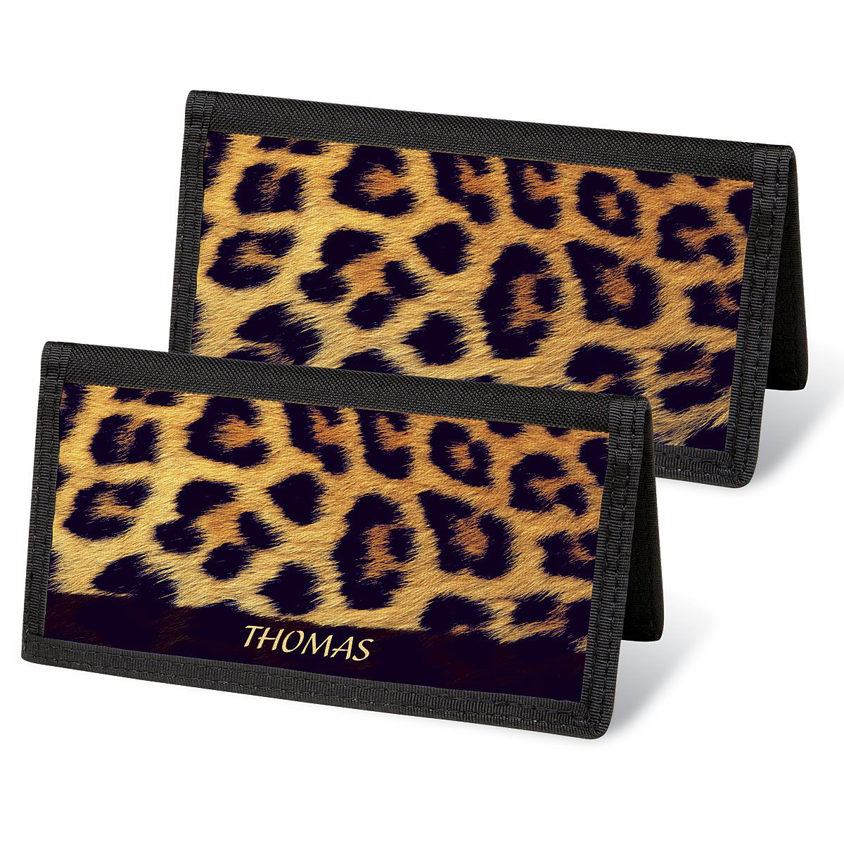 On The Wild Side Personal Checkbook Covers