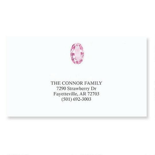 Our Family Gems Business Cards