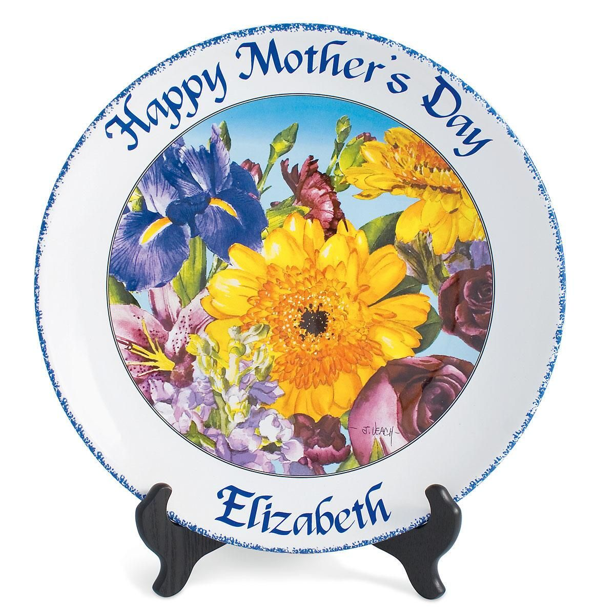 Mother&#146s Day Personalized Plate
