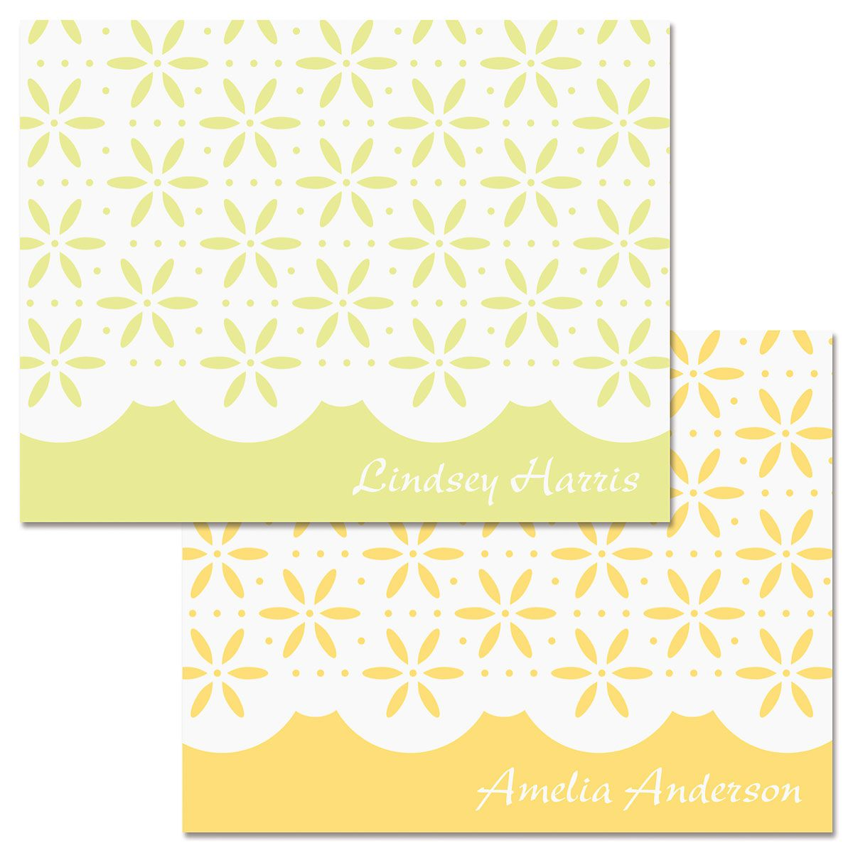 Athena  Custom Note Cards