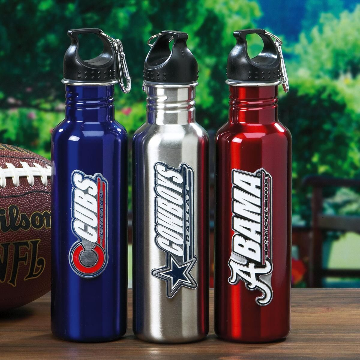 Sport's Team  Water Bottle