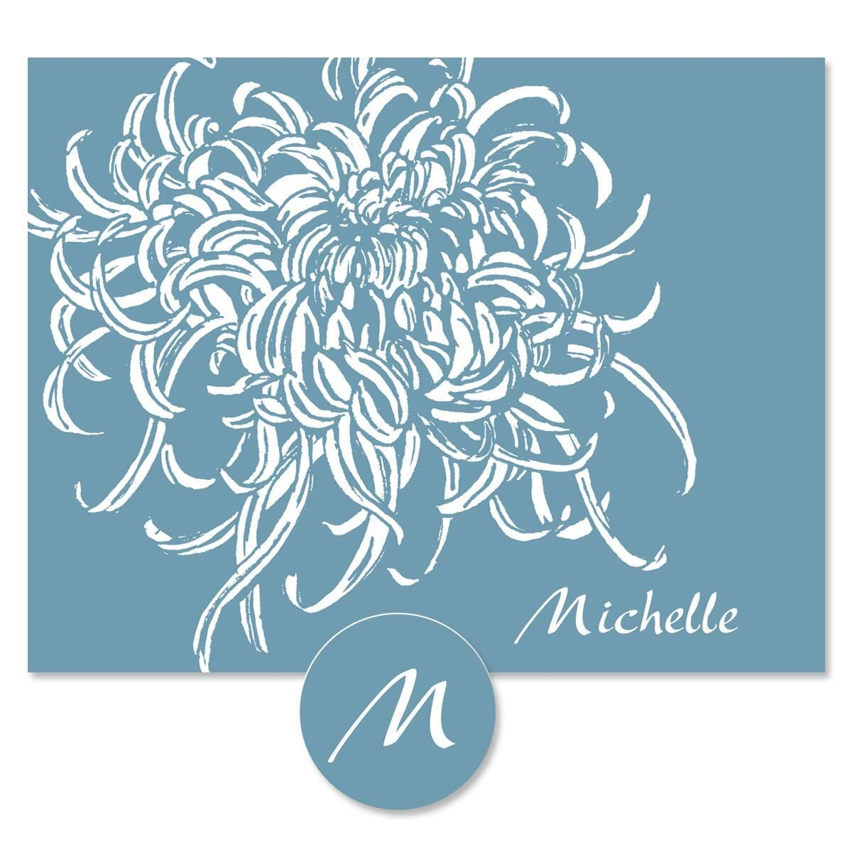 Maison  Custom Note Cards