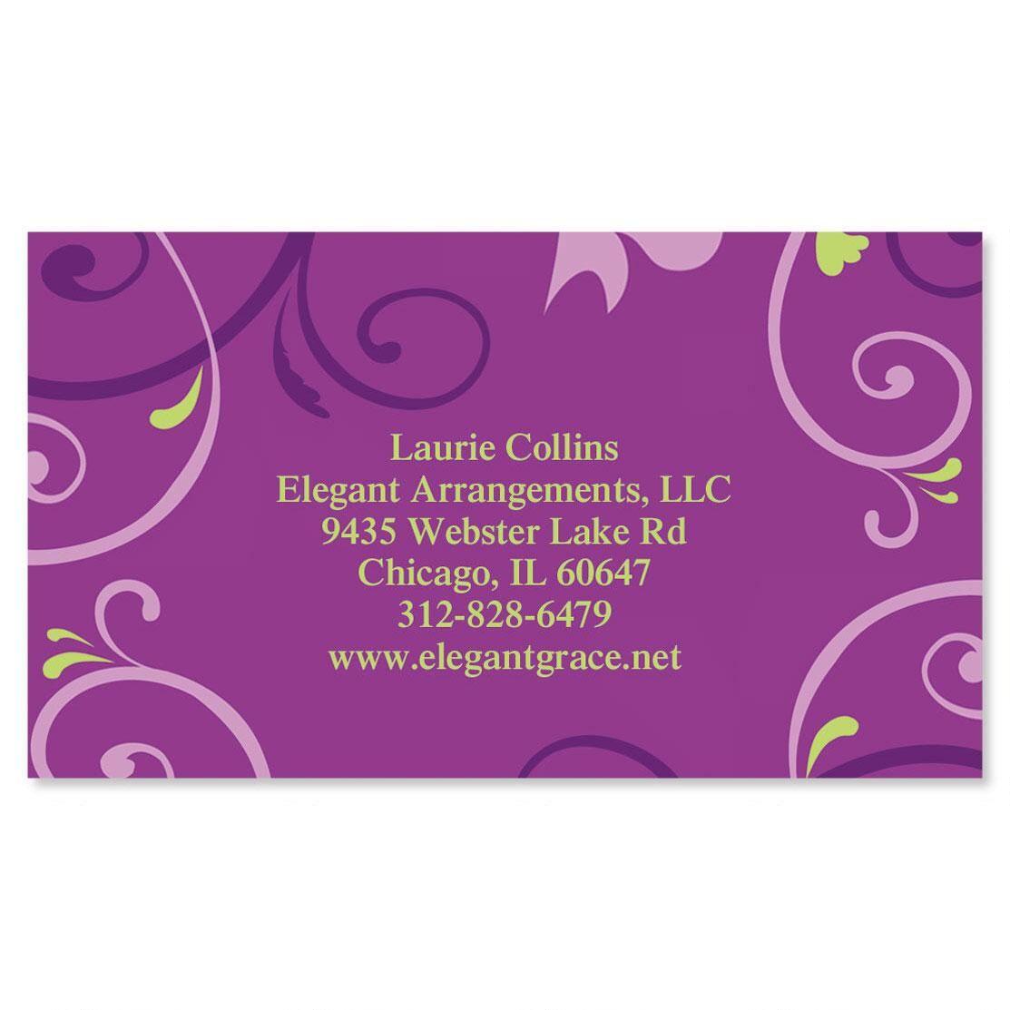 Gracious Business Cards
