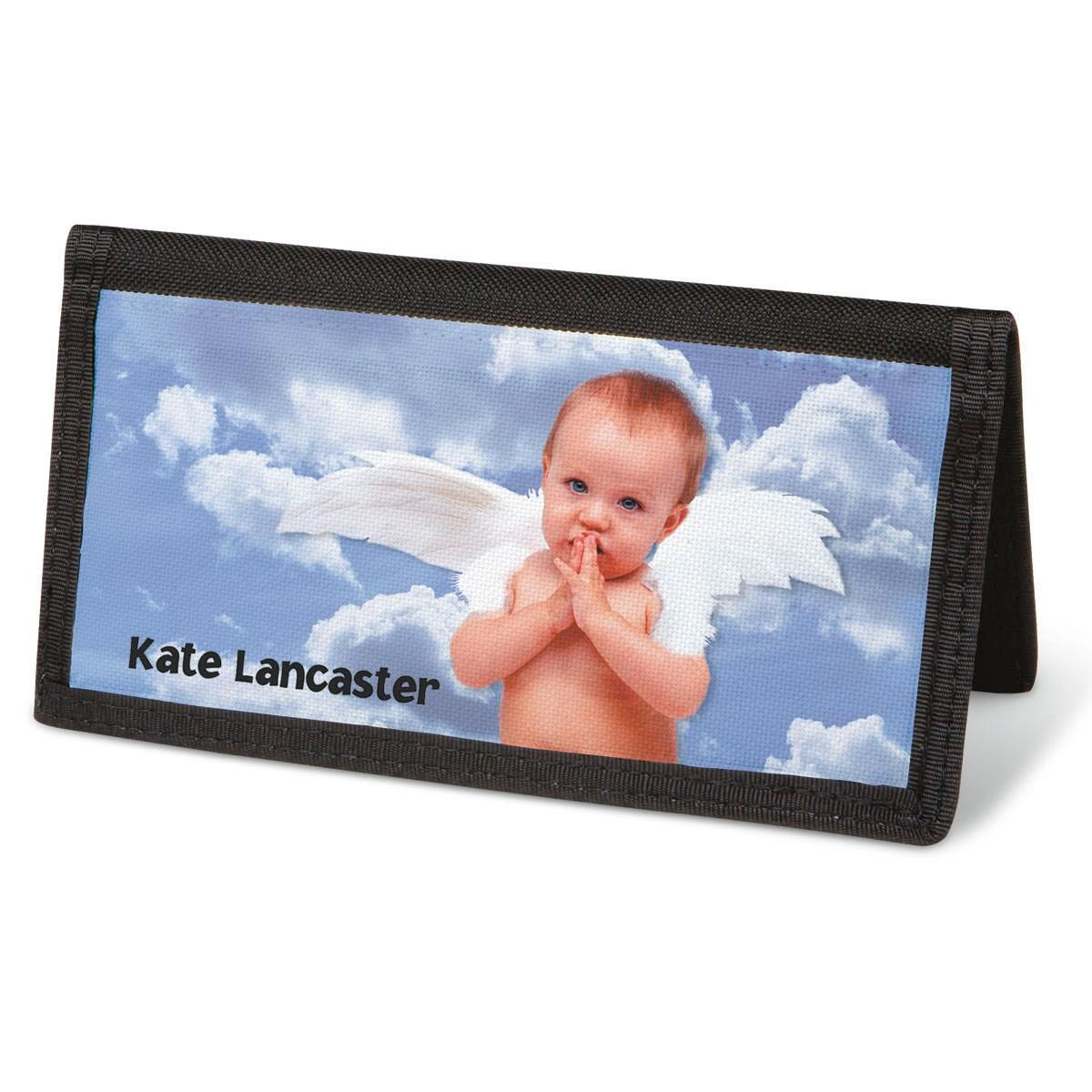 Good Heavens  Checkbook Covers - Personalized