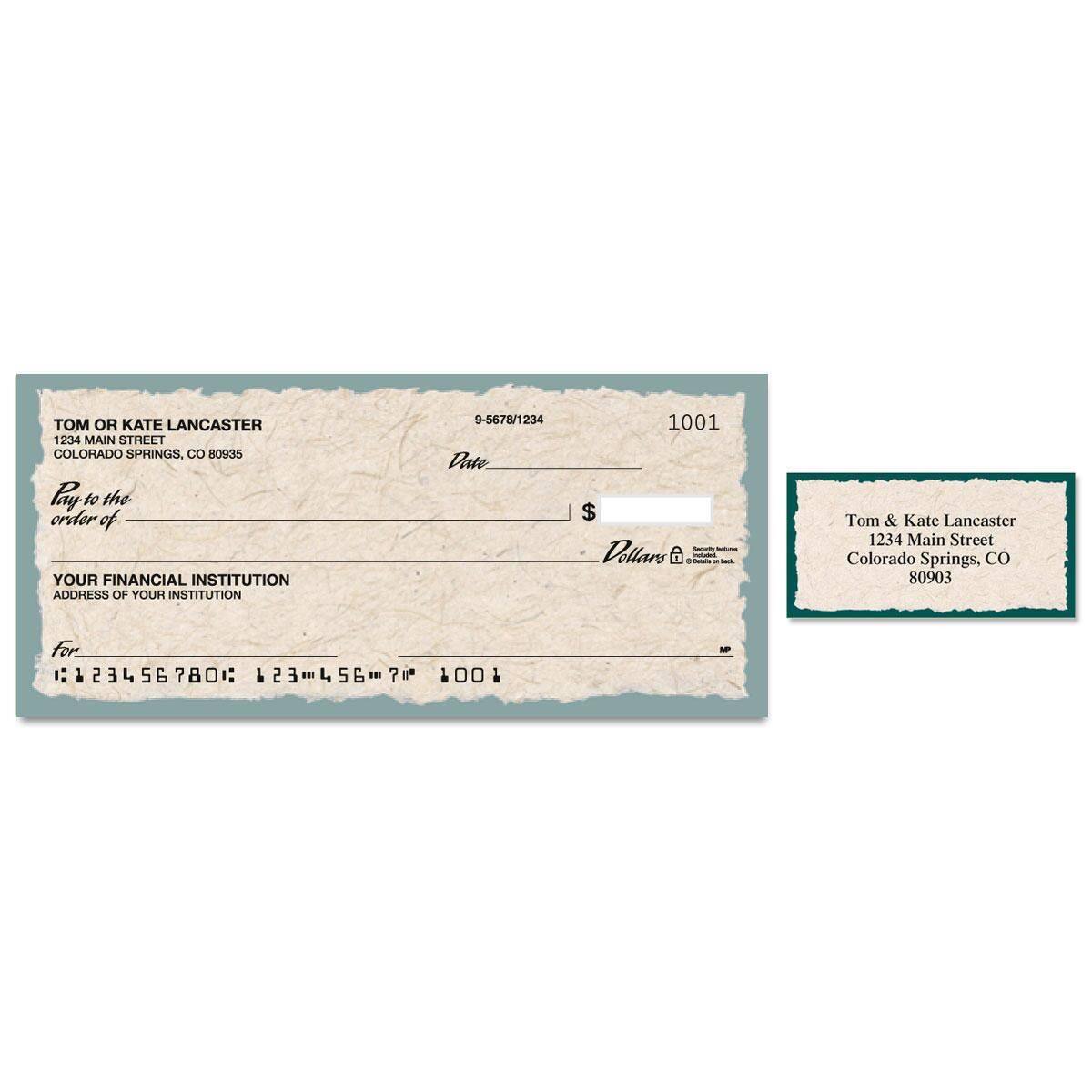Natural Duplicate Checks With Matching Address Labels