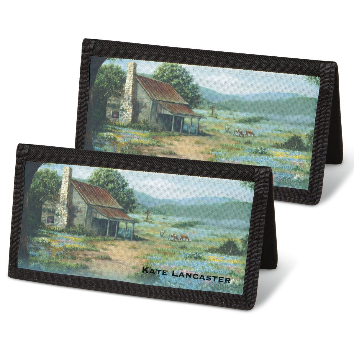 Serenity II Personal Checkbook Covers
