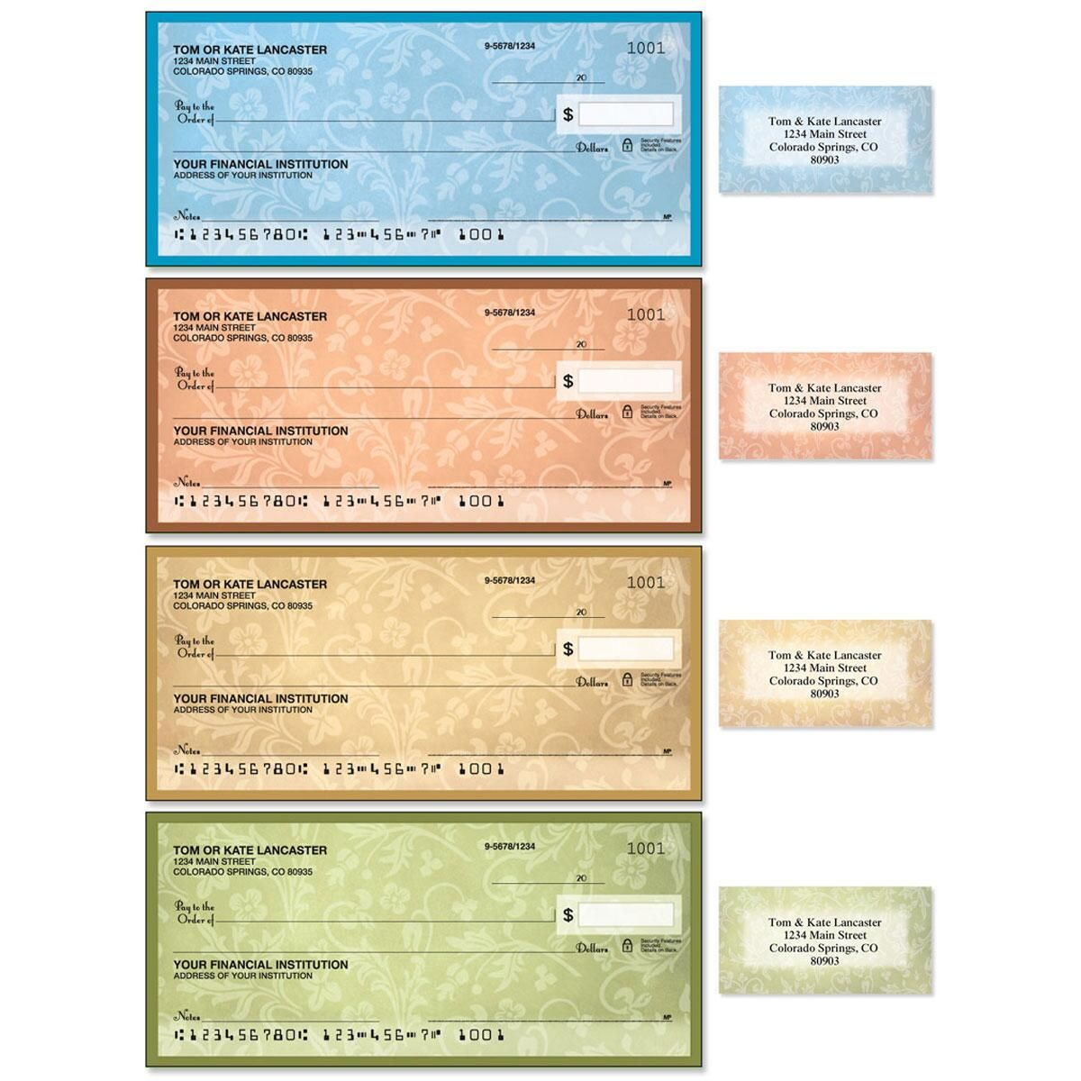 Fresco Duplicate Checks With Matching Address Labels