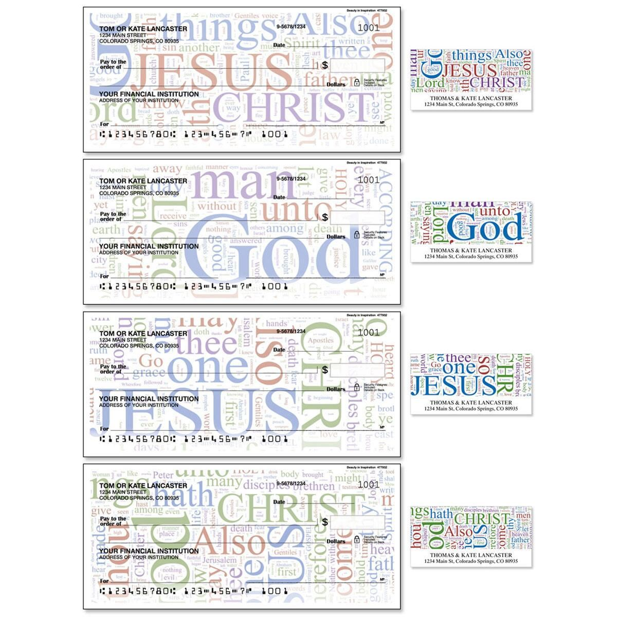 Beauty in Inspiration Duplicate Checks With Matching Address Labels