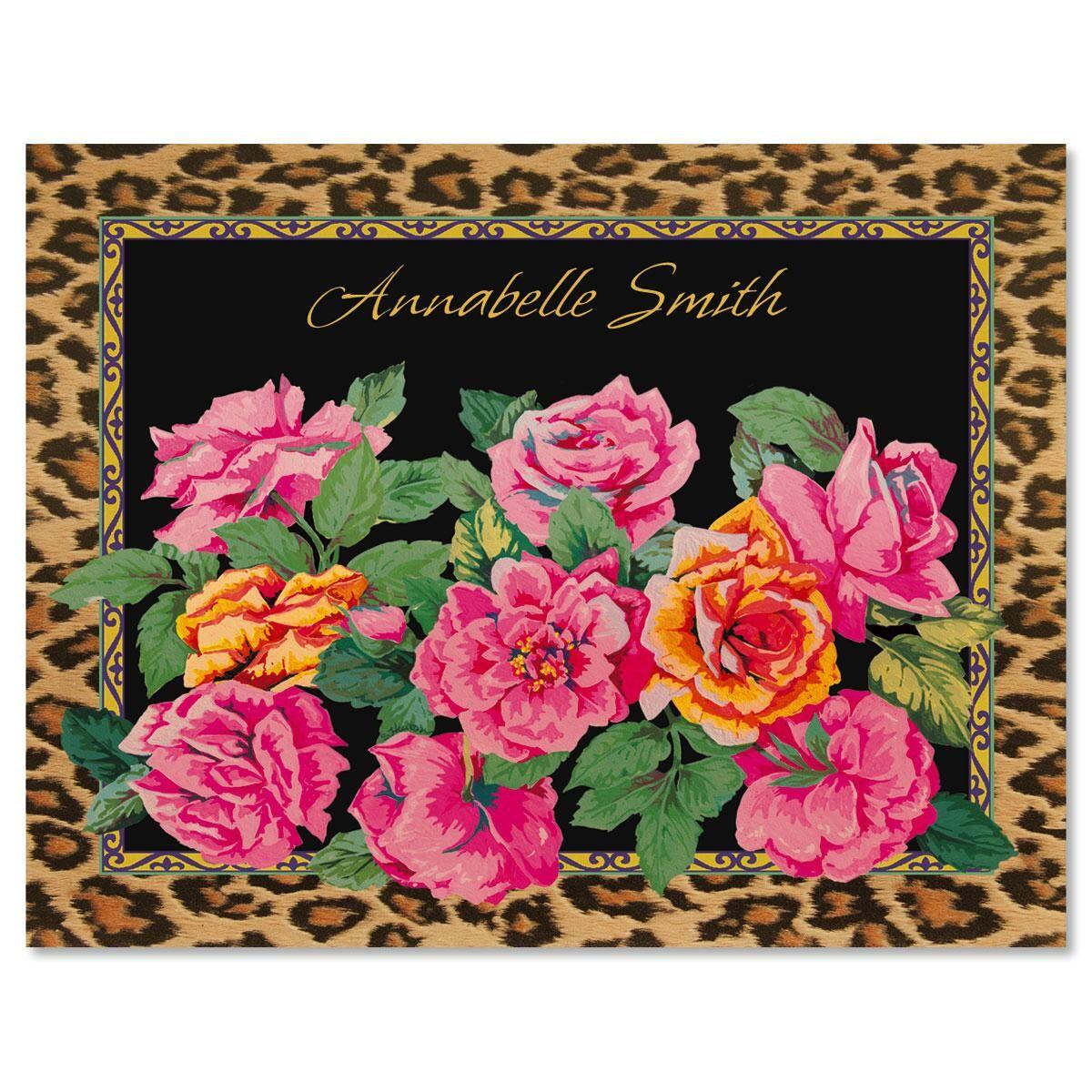 Wild & Rosie Custom Note Cards