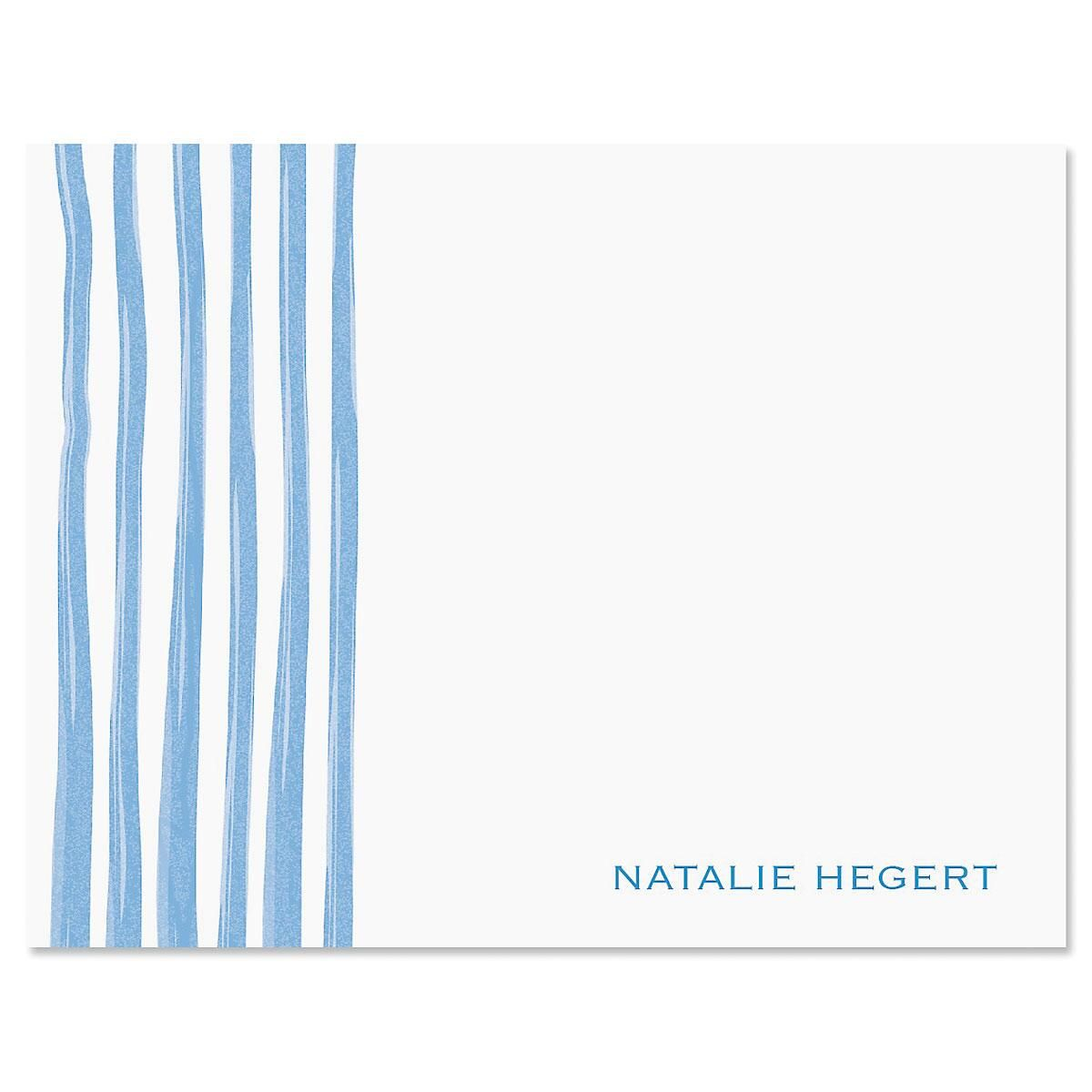 Sheer Delight Note Cards - Set of 12