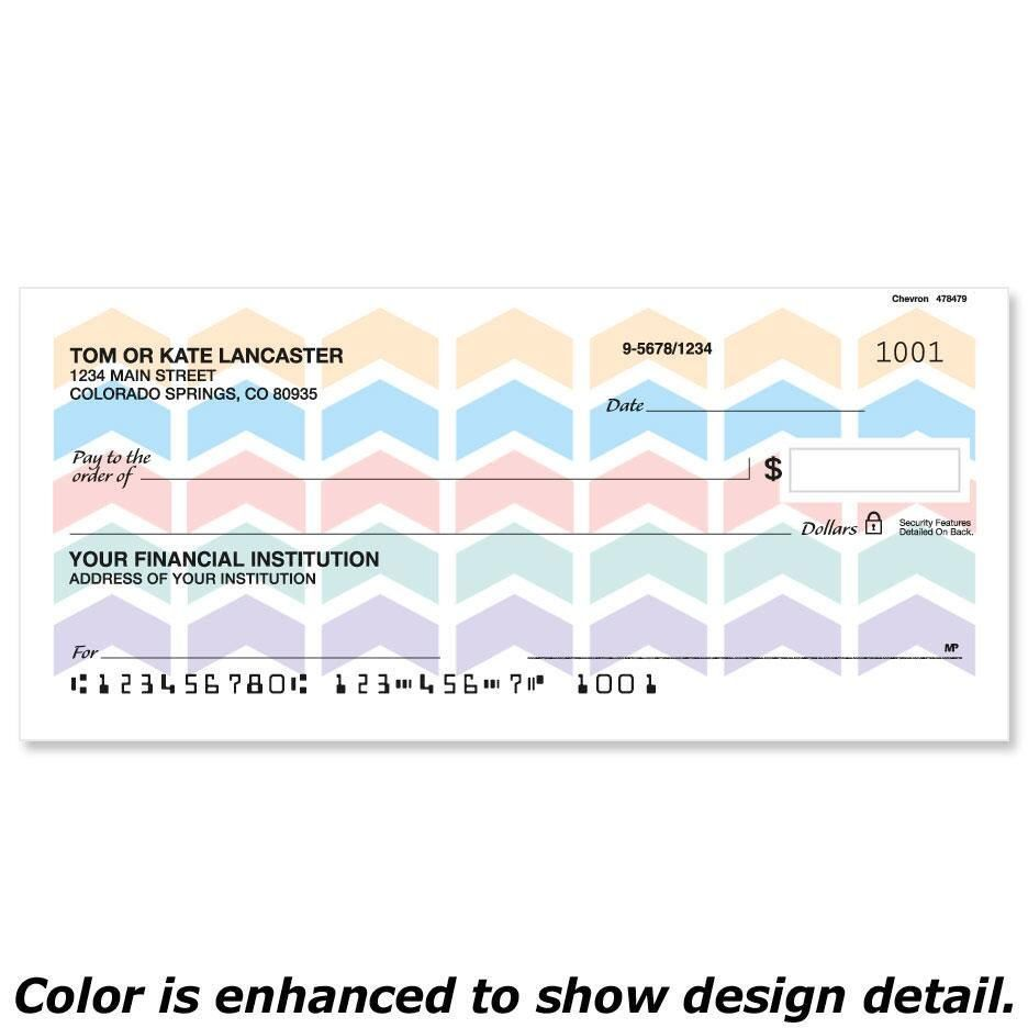 Chevron Duplicate Checks