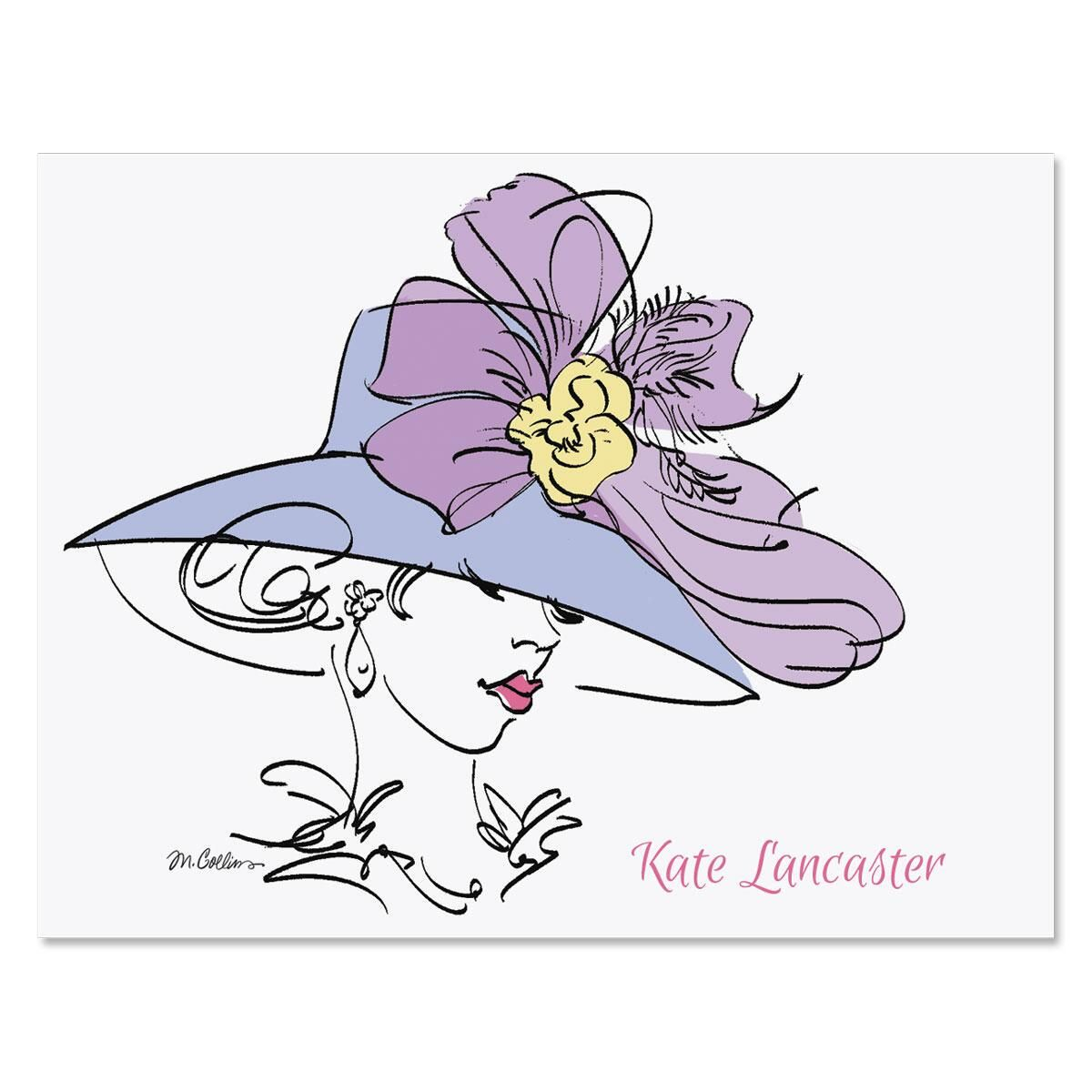 Church Ladies Personalized Note Cards