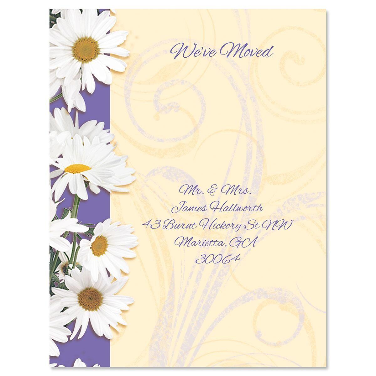 Daisy Dance Postcards