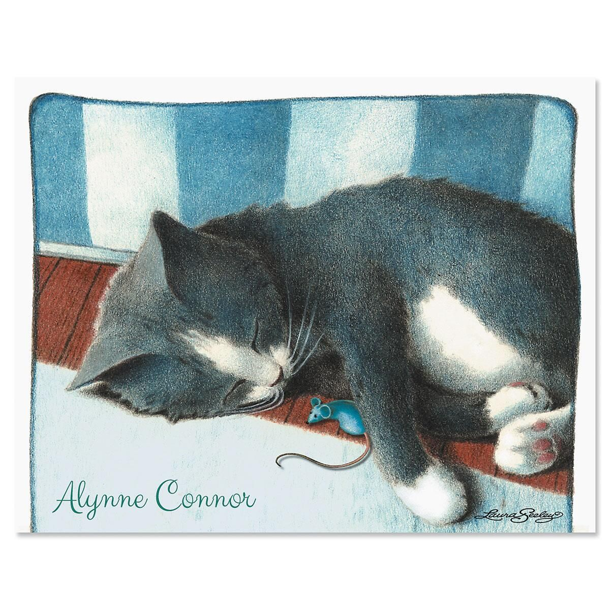 Power Nap Custom Note Cards
