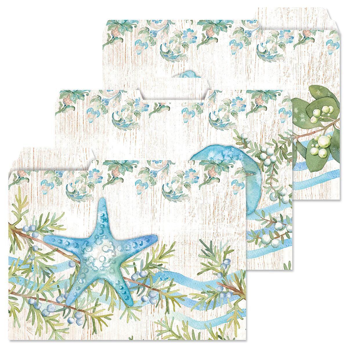 Ocean Tide File Folders