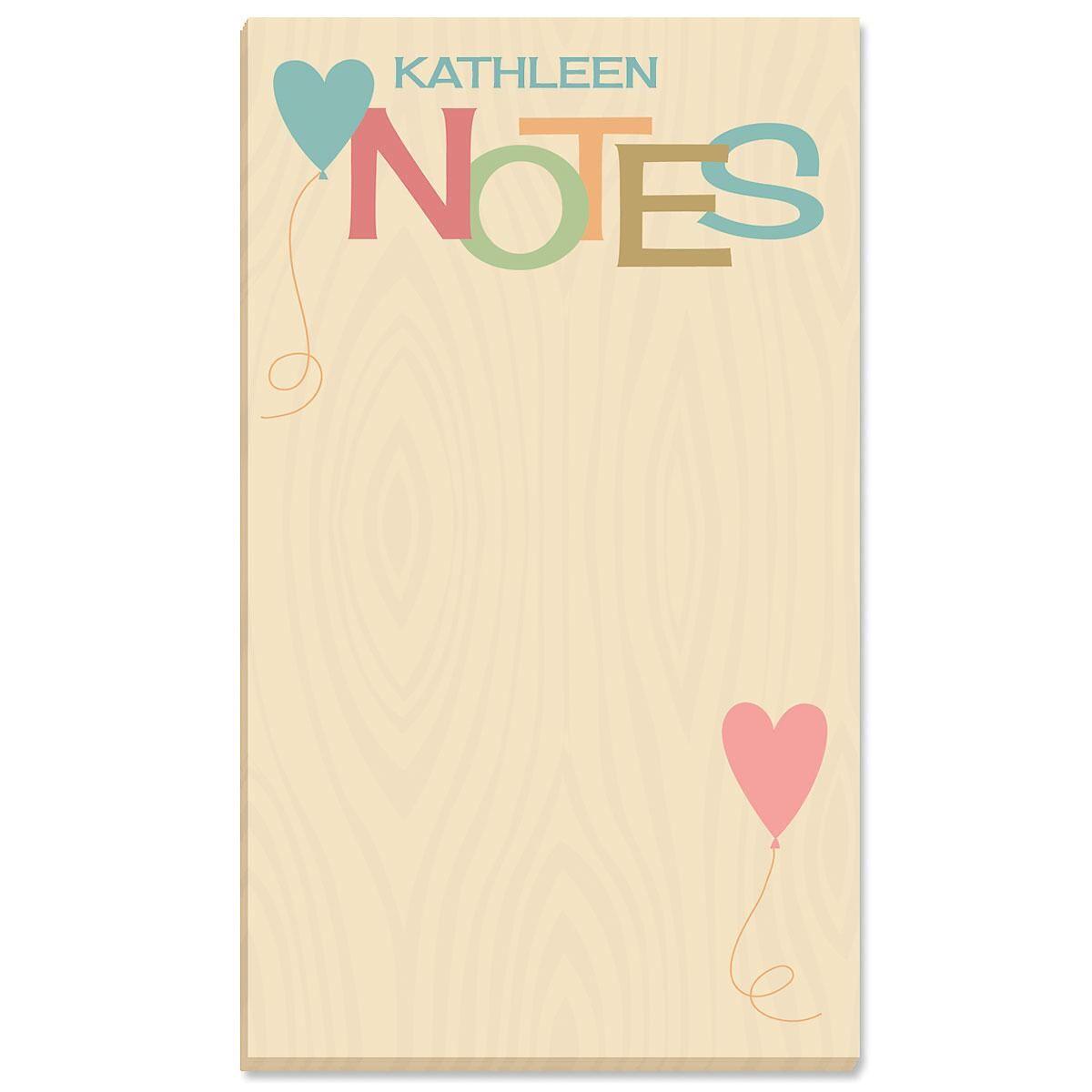 Natural Notepad