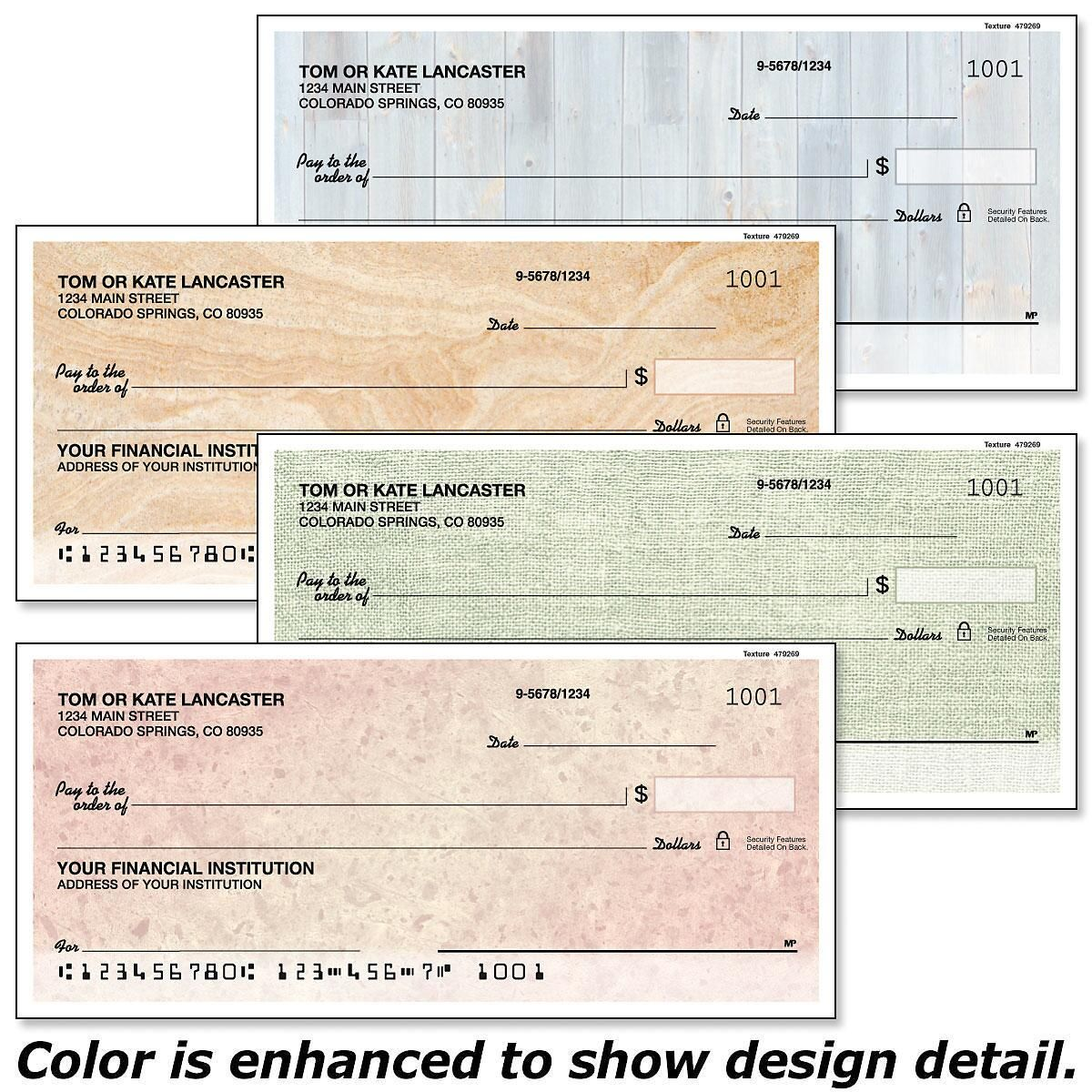 Textures Single Checks
