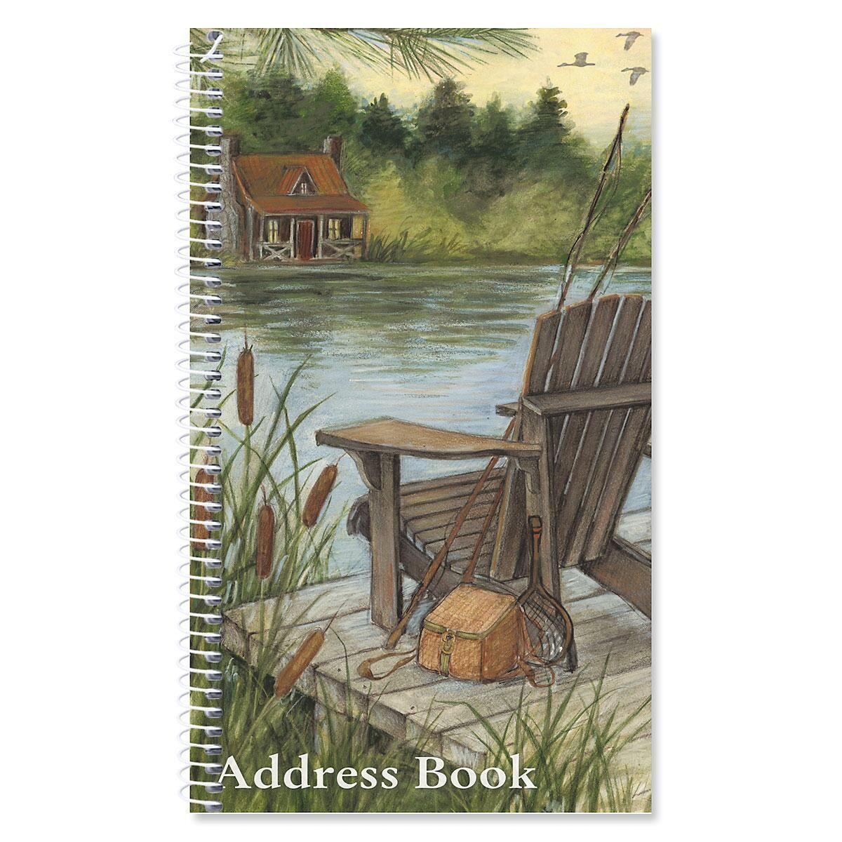 Lakeside Lifetime Address Book