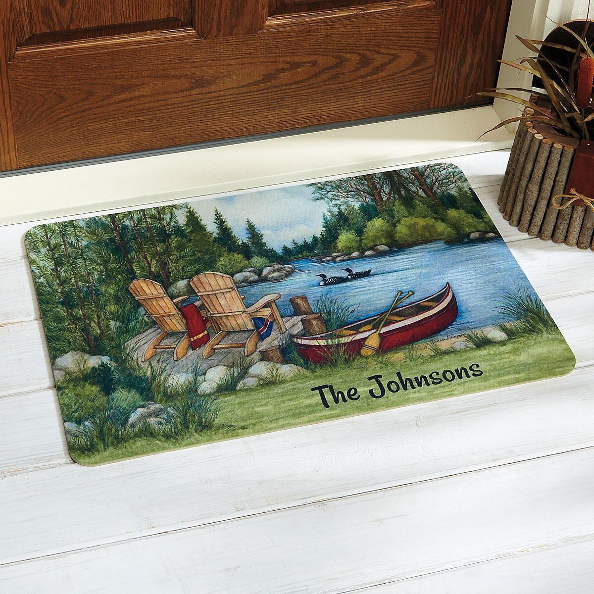 Lakeside Doormat