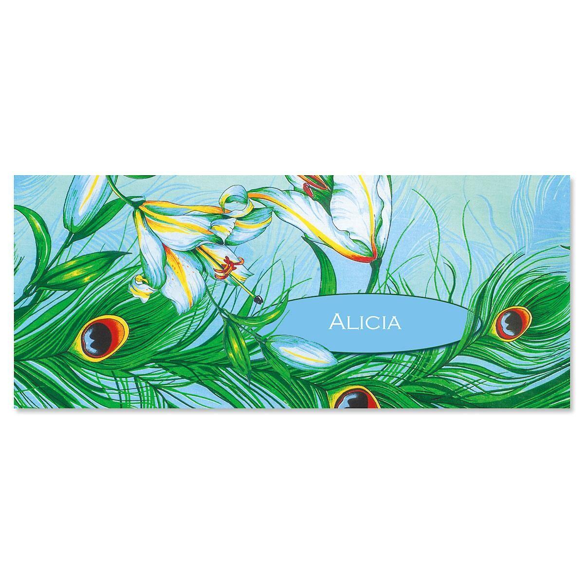 Purity Slimline Custom Note Cards
