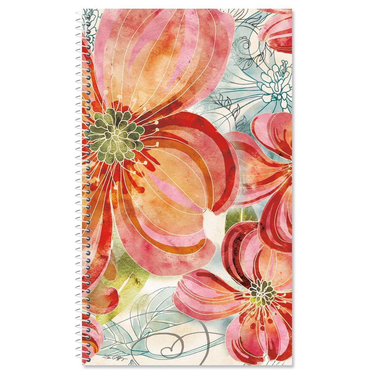 Floral Daydream Pin Keeper Organizer