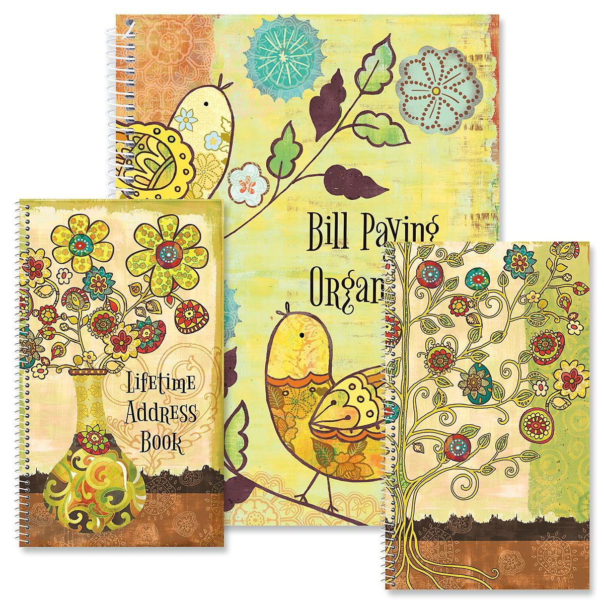 Gypsy Garden Organizer Books