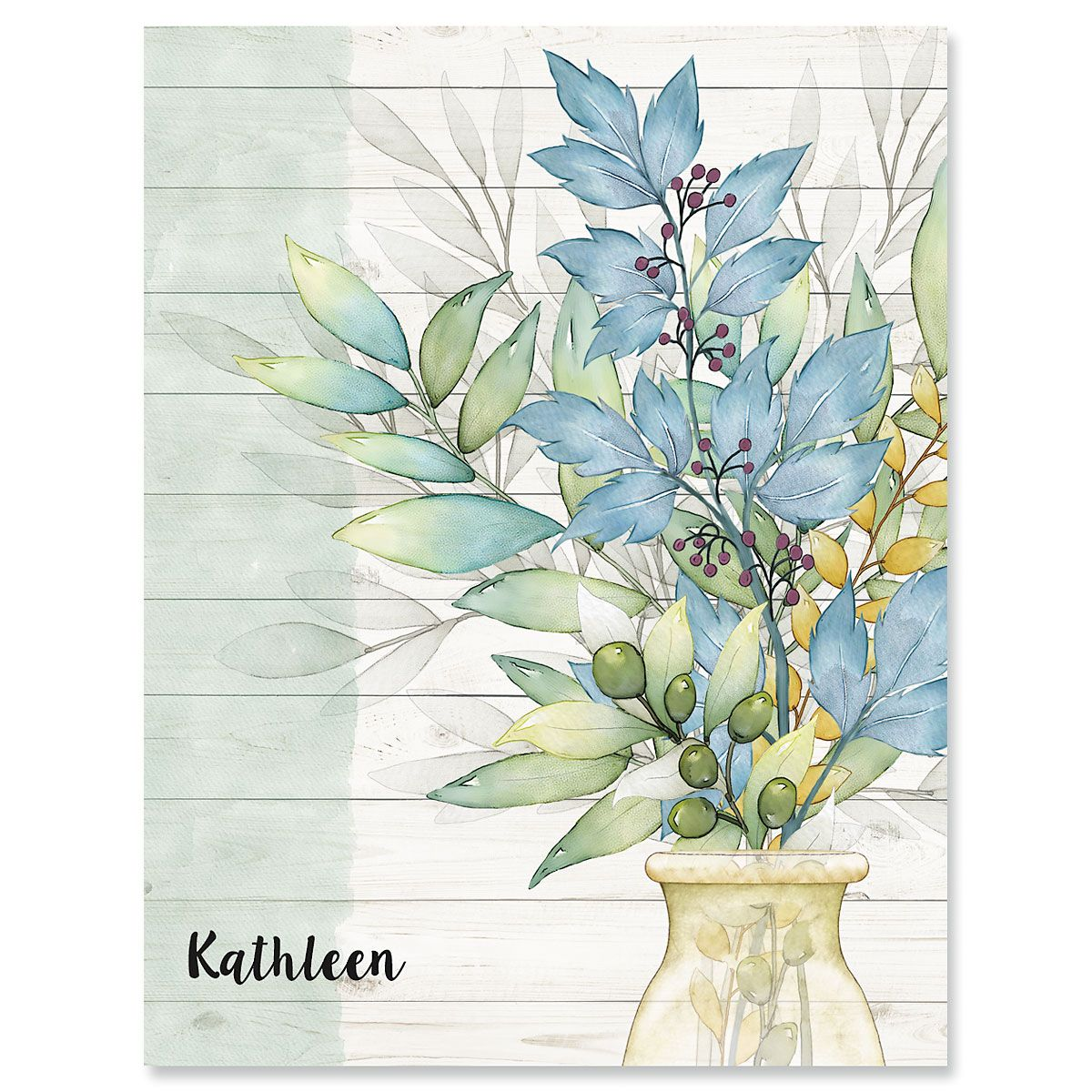 The Best Days Custom Note Cards