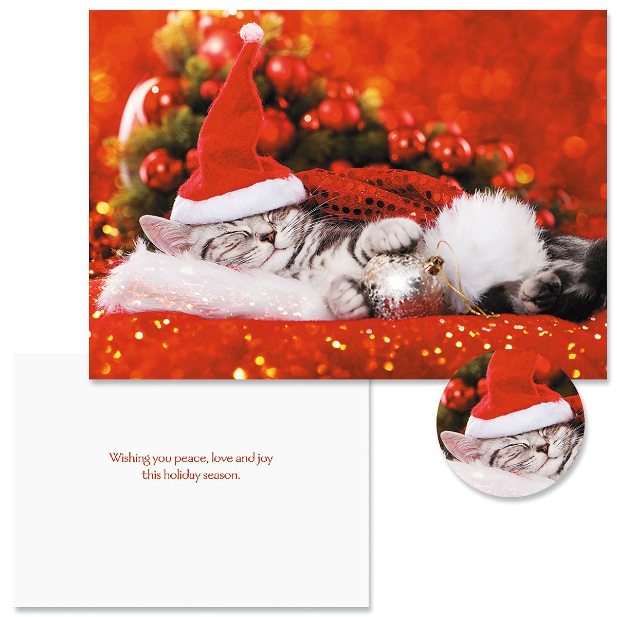 Purfect Dreams Christmas Cards